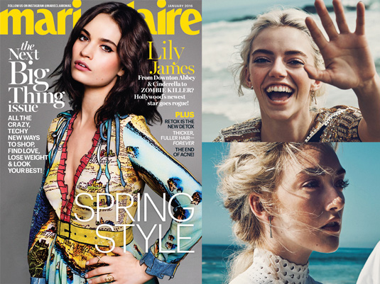 Marie Claire Magazine January 2016